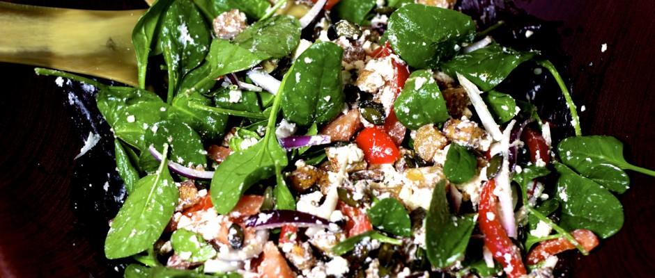 Ein Salat für alle Fälle.