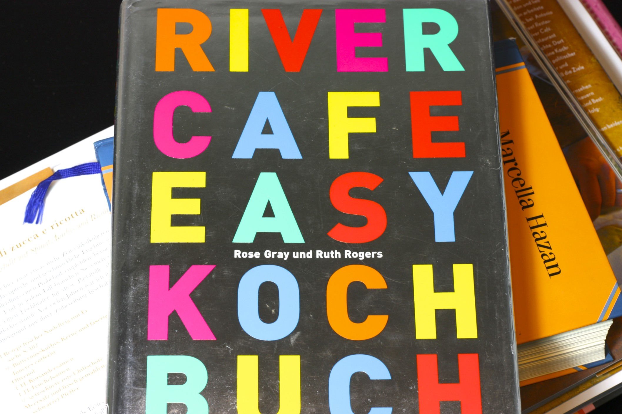 Rivercafe Easy Kochbuch
