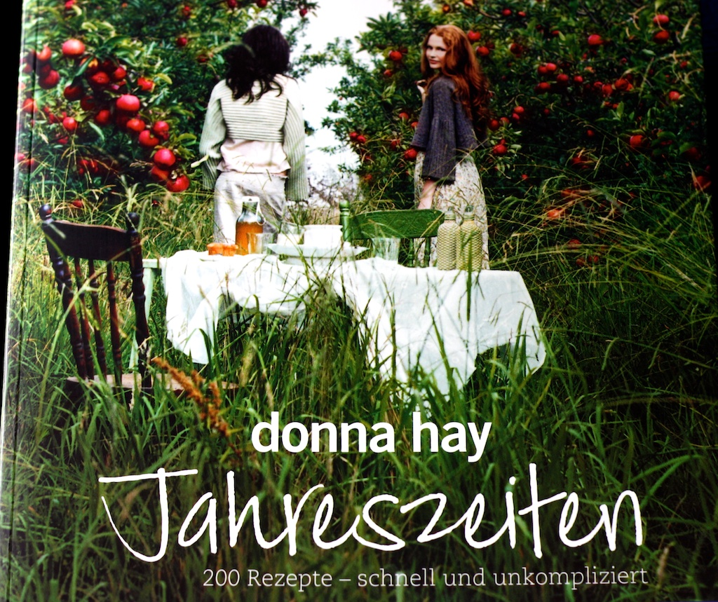 Jahreszeiten-Donna Hat