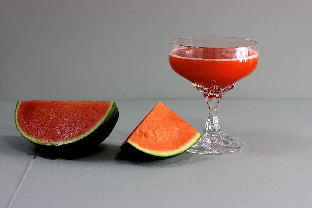 Wassermelonen-Martini