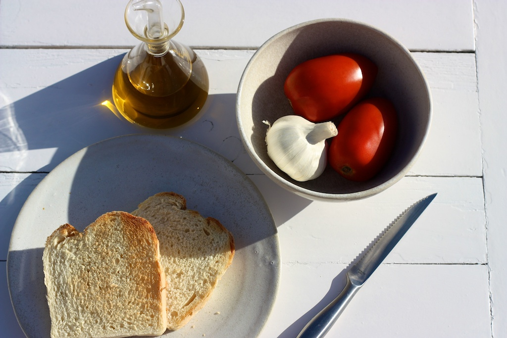 Pan amb tomàquet