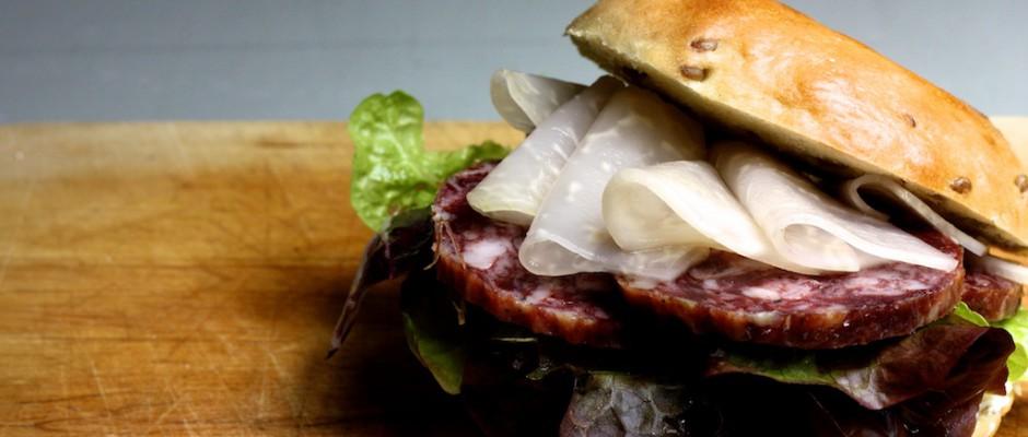 Sandwich der Woche.