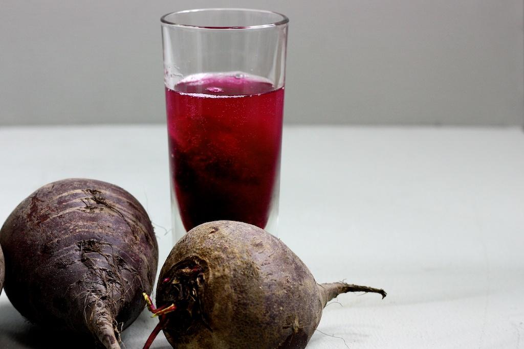 Rote-Bete-Sorbet mit Wodka2