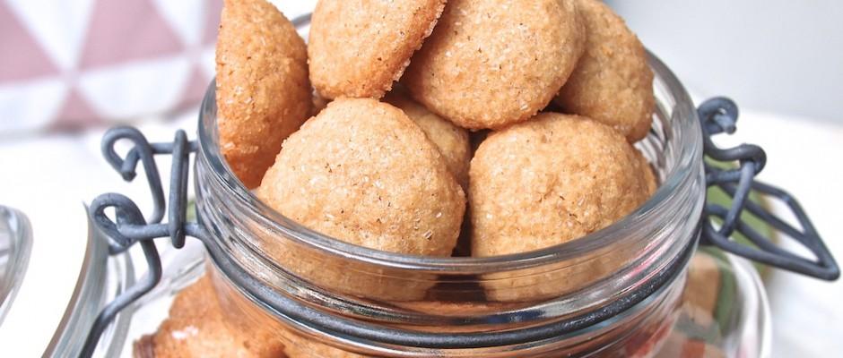 Peanut-Butter-Cookies nach Donna Hay