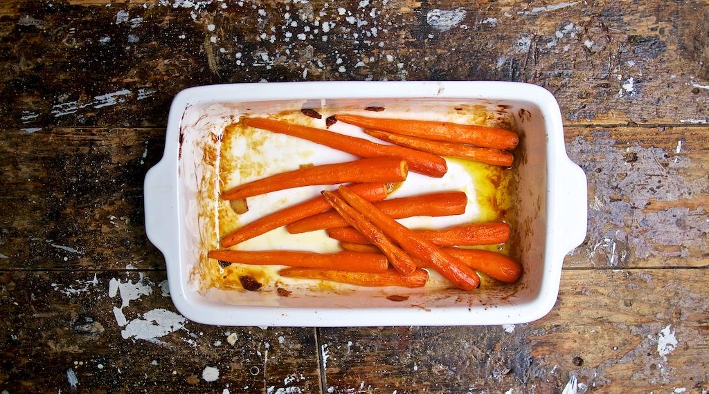 Karotten-Ingwer-Hummus