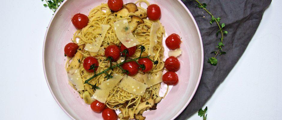 Feierabend-Pasta (gesponsert).