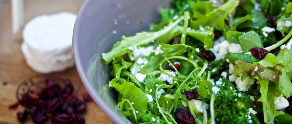 The Power and the Glory - Der Superfood Salat.