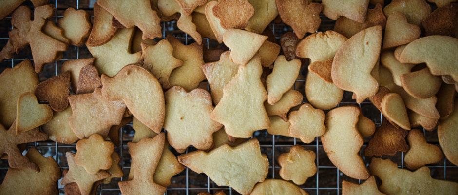 In der Weihnachtsbäckerei. Teil 1