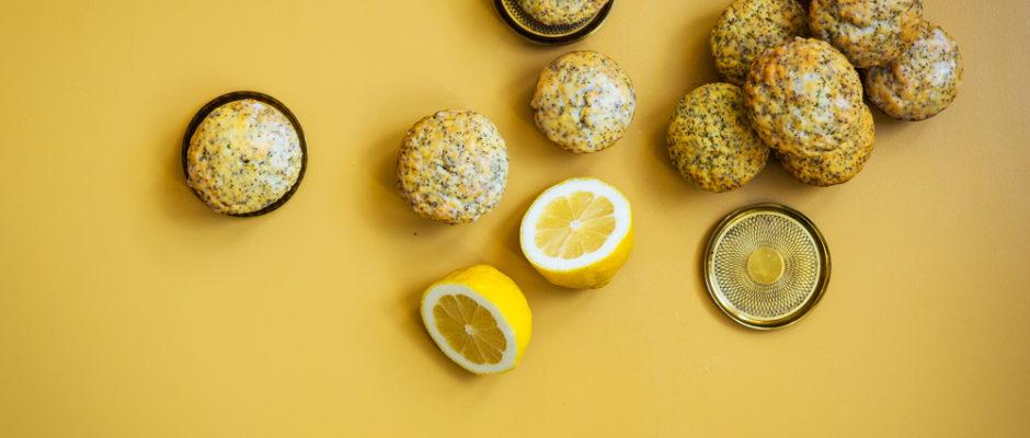 Zitronen-Mohn-Muffin-Tasting II.